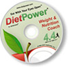 Click to download a free trial of Diet Power's calorie counter software